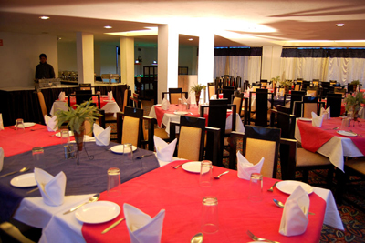 restaurant1, 4 star resorts in manali