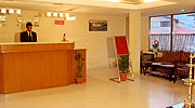 reception1, 5 star resorts in manali