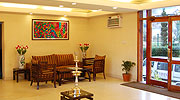 reception3, 5 star resorts in manali
