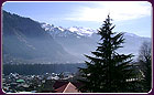 great-manali-evening-view, luxury resorts in manali